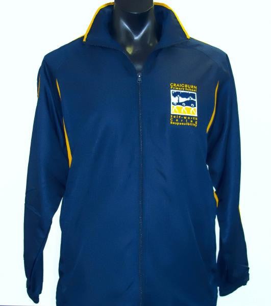 Jacket Navy/Gold