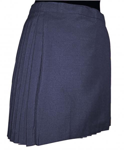 Netball Skirt Pleated - Navy