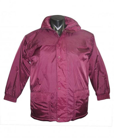 Shower Jacket - Maroon