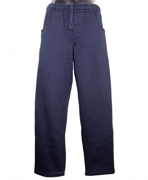 Track Pants Fleece - Navy