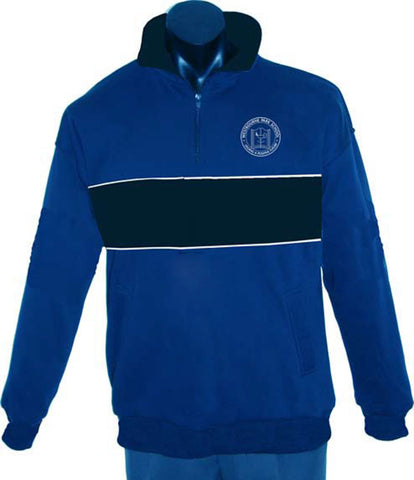 1/4 ZIP Windcheater Royal / Navy