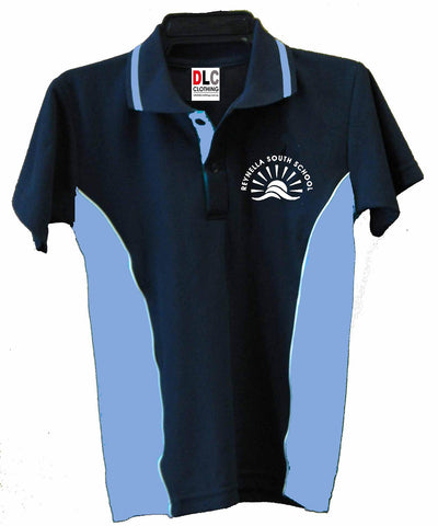 Short Sleeve Polo Top