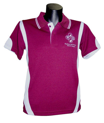 Short Sleeve Sports Polo Top
