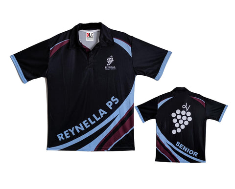 Short Sleeve Polo Top - Year 7