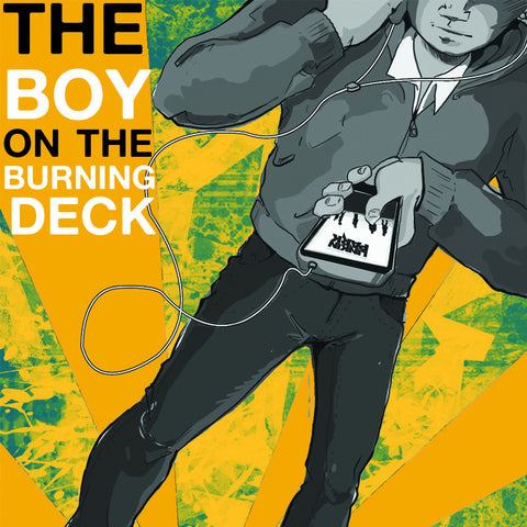 The Boy on the Burning Deck