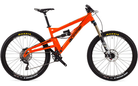 Orange Alpine 160 Pro