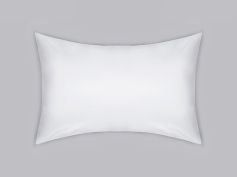 Belissa 420 TC Pillowcase White