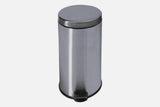 Stainless Steel Bathroom Pedal Bin