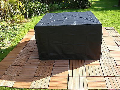 COVER COVERS FURNITURE RATTAN WICKER COVER PROTECTION SET CUBE GARDEN