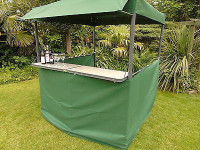 Waterfroof Outdoor Garden Gazebo Canopy Party Wedding Tent Heavy bar Marquee