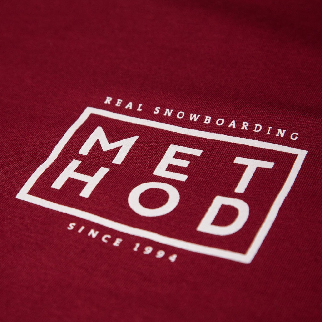 Method Square Logo T-Shirt