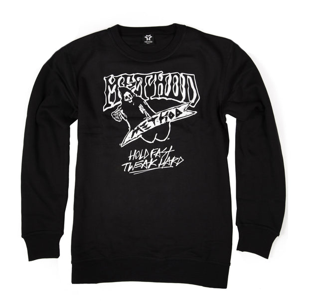 HOLD FAST TWEAK HARD / Sweatshirt