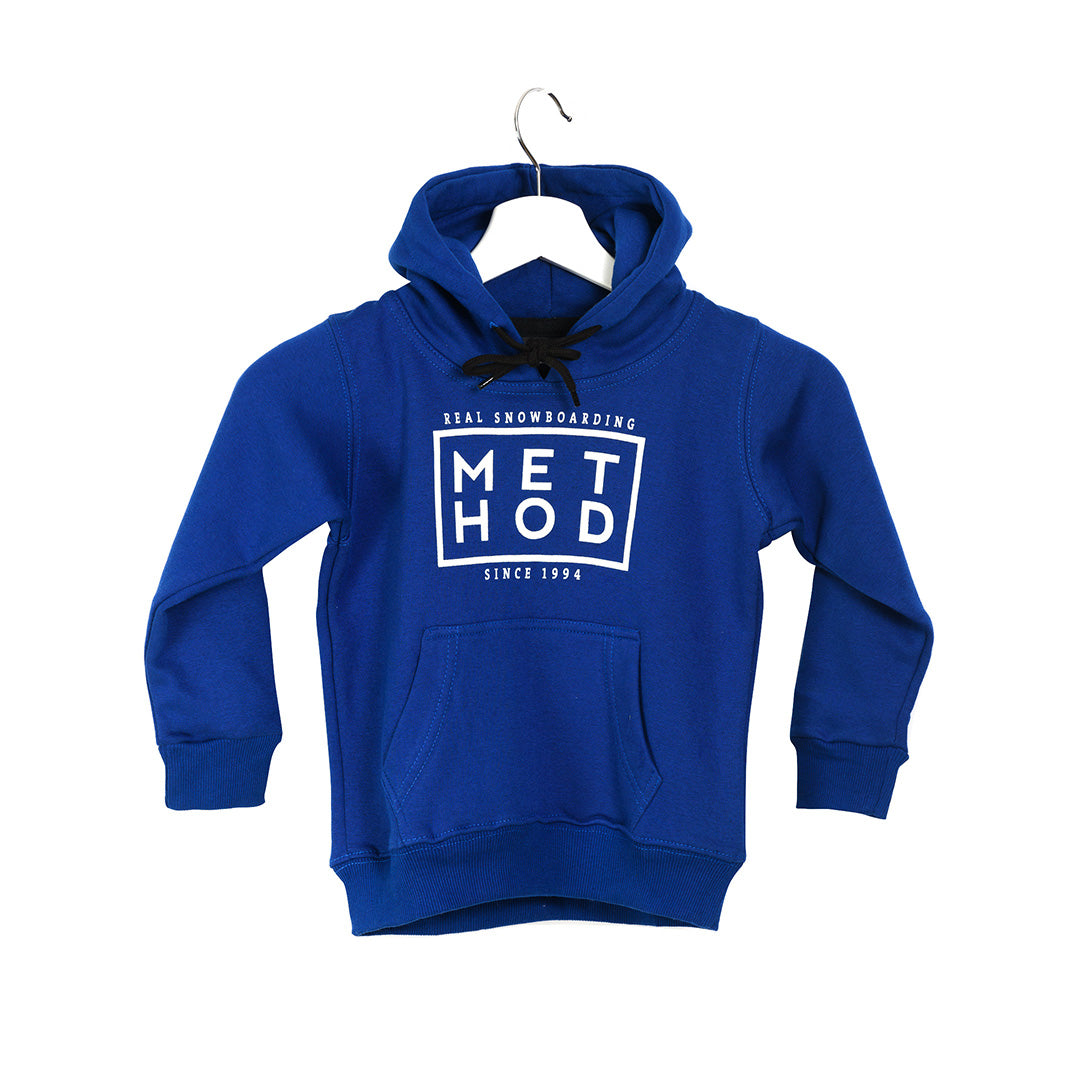 Method Kids Box Logo Hoodie
