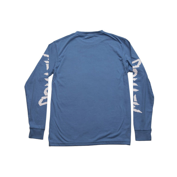 Script Long Sleeve Tees