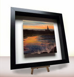 Framed ceramic tile Longsands Tynemouth