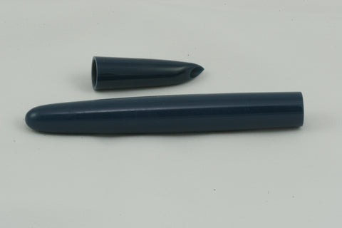 Parker 51 Aerometric Teal Blue Pen/Pencil Set Completely Restored & Working