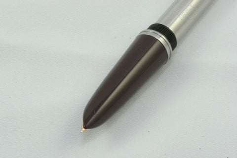 Parker 51 Aerometric Burgundy - Restored And Working