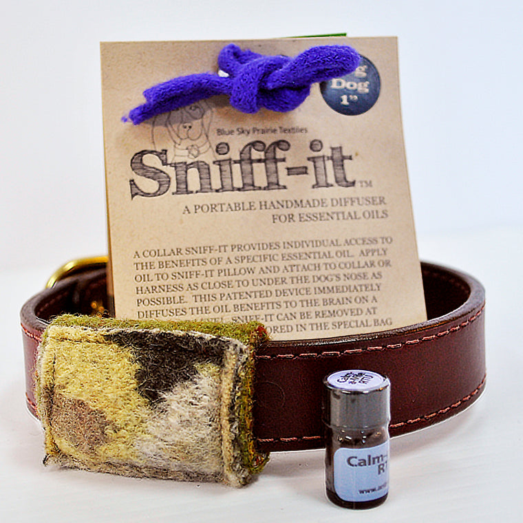 "Wholesale Big Dog 1"" Collar Sniff-it"
