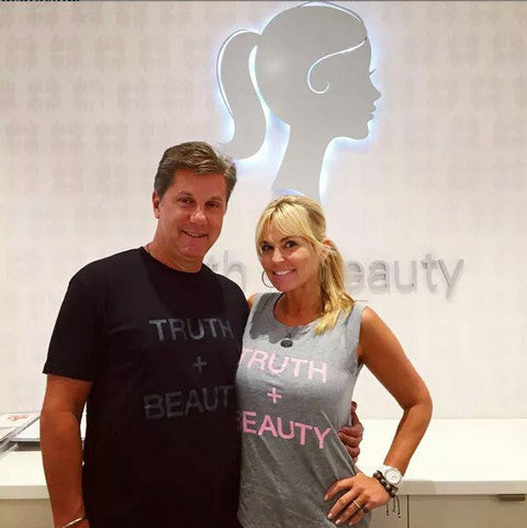 Truth + Beauty Women's Tank Top