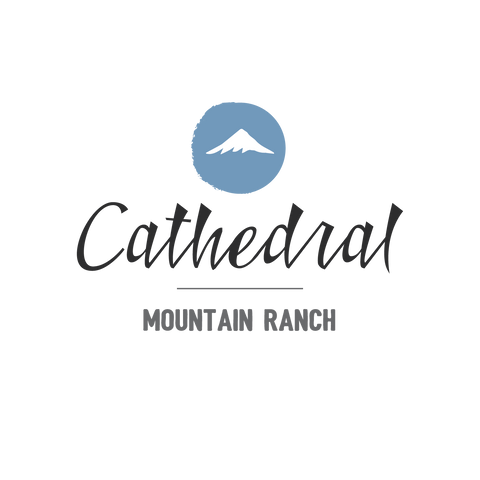 Cathedral Mountain Ranch Logo