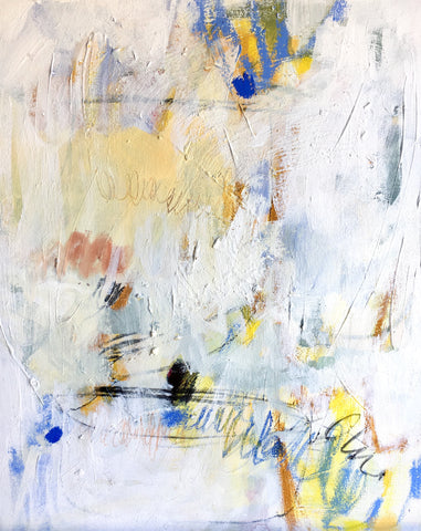 Expressionist Original Painting by Brenna Giessen