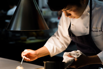 Tea Pairing Dinner Series  Michelin Star Chef HoYoung Kim