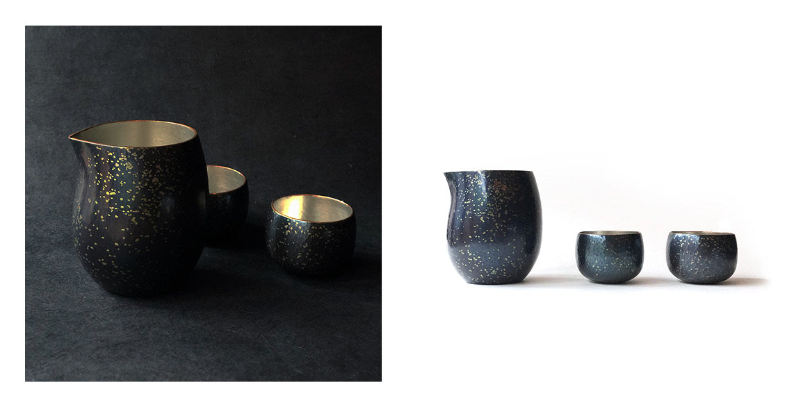 Gyokusendo Tsuiki Copperware