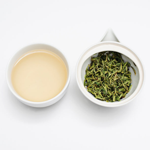 Korea: Organic Woojeon Green Tea 2020