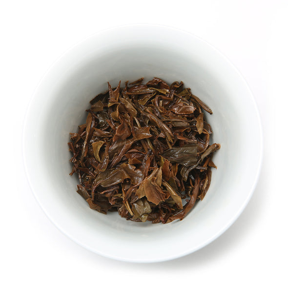 China: Organic Aged Gongmei 2015