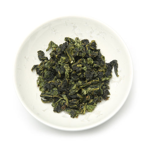 China: Handrolled Tie Guan Yin