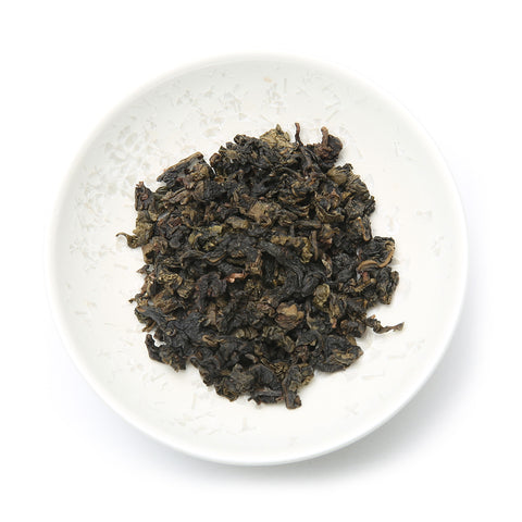 China: Charcoal Roasted Tie Guan Yin