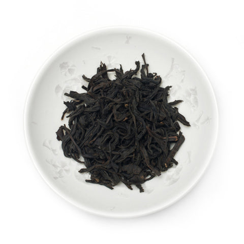 China: Organic Lapsang Zheng Shan Song Gan Black Tea