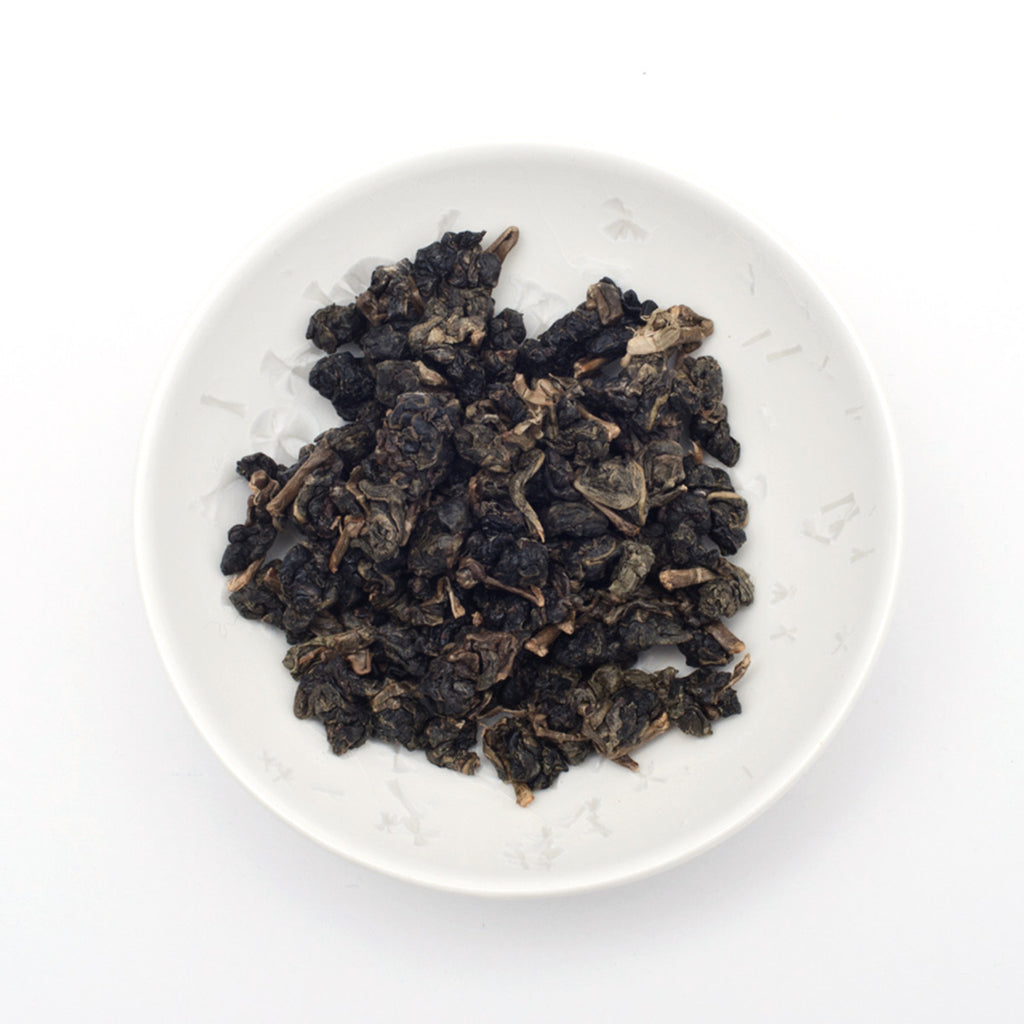 Taiwan: Li Shan Master's Select Early Winter Oolong Private Reserve