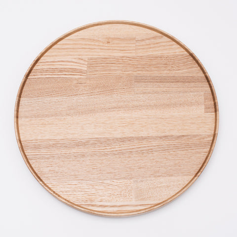 Hasami Wooden Oak Round Tray