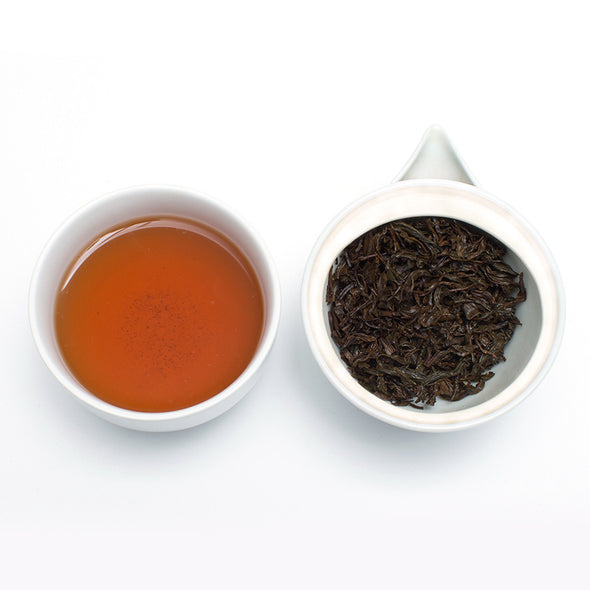 Korea: Organic Balhyo Black Tea 2020