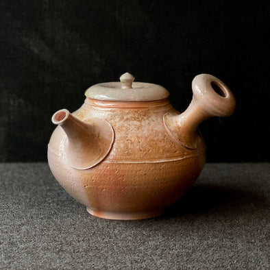 Wood Fired Kyusu A5