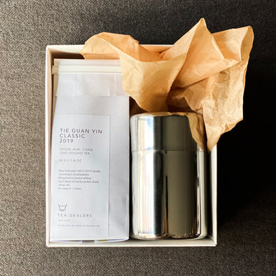 Oolong Gift Canister Set