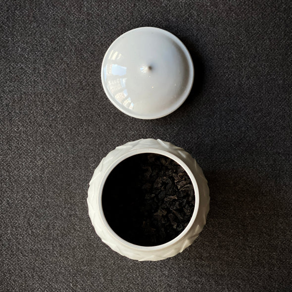 Porcelain Tea Canister