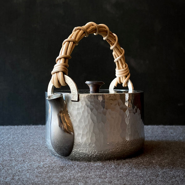 Chakago Pewter Teapot Limited Edition