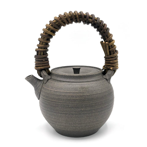 Tokoname Vine Handle Teapot