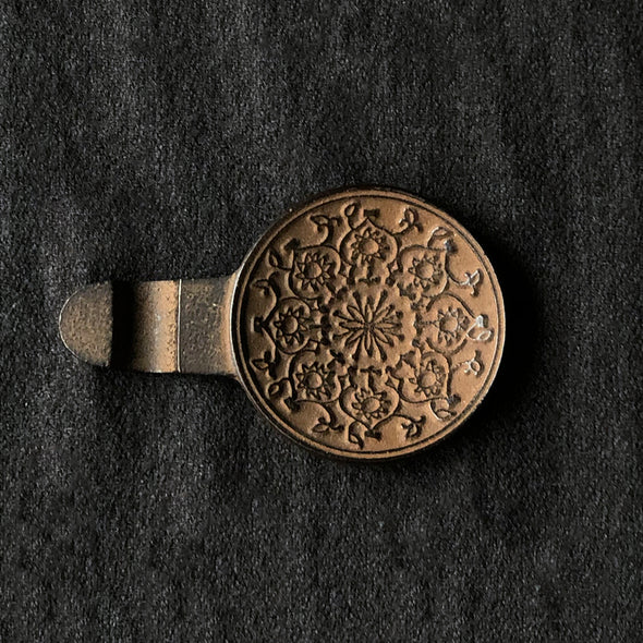 Cast Iron Chopstick Holder Plate