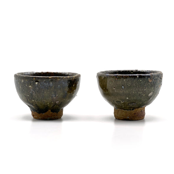 Hoeryong Iron Glaze Small Teacup