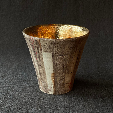 Kasama Gilded Cup Gold