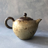 Kohiki Back Handle Round Teapot #1