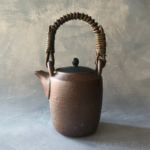 Nanban Vine Handle Teapot