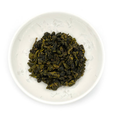 Taiwan: High Mountain Qing Xin Oolong