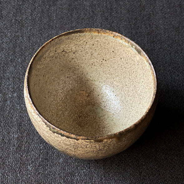 Kiseto Crackle Glaze Cup