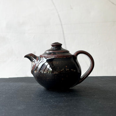 White Crackled Chawan