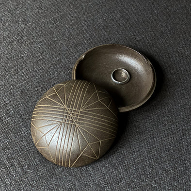 Cast Iron Temari Case