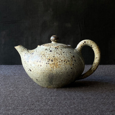 Kohiki Crackle Glaze Teapot Classic Medium